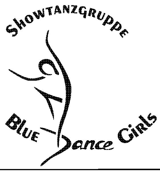 Logo Tranzgruppe Blue Dance Girls